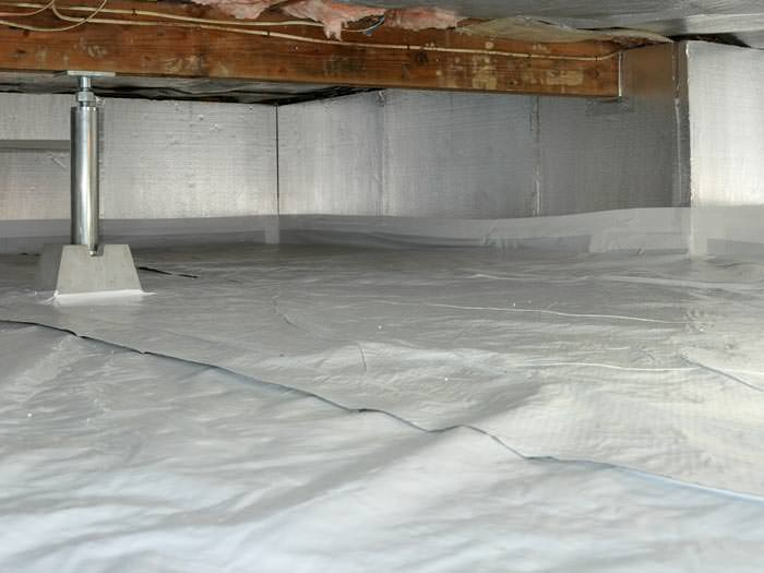 Crawl Space Repair In Wilmington Bear Dover De And